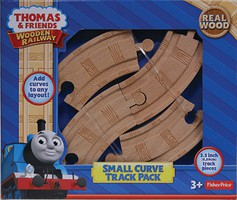 Fisher-Price CURVED TRACK PACK