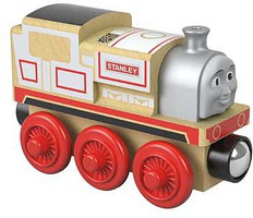 Thomas Wood Engine Stanley