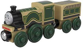 Fisher-Price Emily Engine Thomas & Friends(TM) Wood Green, Black