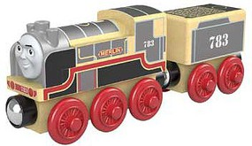 Fisher-Price Merlin Engine Thomas & Friends(TM) Wood 783 (silver, gray, red)