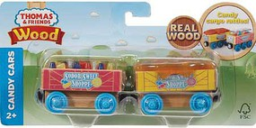 Fisher-Price Thomas Wood Candy Cars