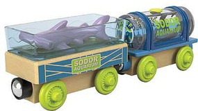 Fisher-Price Thomas Wood Aquarium Cars