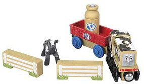 Fisher-Price Thomas Wood Diesels Dairy Drop-Off