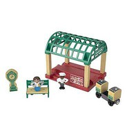 Fisher-Price Thomas Wood Knapford Station