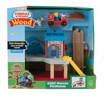 Fisher-Price T&F Wood Eco Firehouse