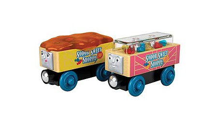 Fisher-Price FP Thomas Candy Cars