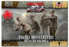 First-To-Fight 1/72 WWII Polish Gunners (16)