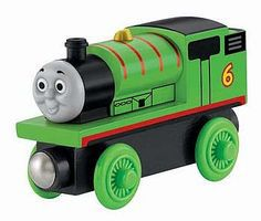 FrontRange Thomas Friends Percy The Small Engine