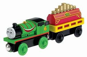 FrontRange Thomas Friends Percy Musical Ride 2-Pack