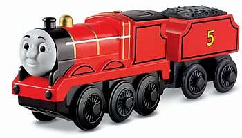 Front Range Thomas Friends James Battery Operated Engine