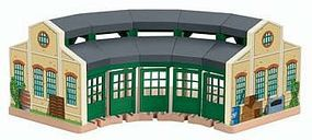 FrontRange Thomas Friends Tidmouth Sheds (5) & Turntable