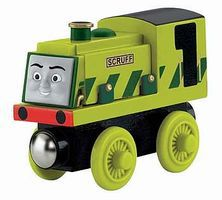 FrontRange Thomas Friends Scruff Engine