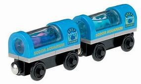 FrontRange Thomas Friends Aquarium Lights Up Car 2-Pack