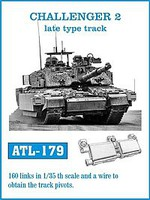 Fruilmodel 1/35 Challenger 2 Late Type Track Set