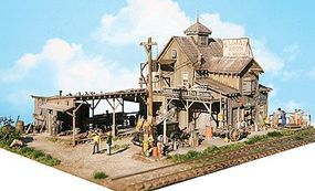 Fine-Scale Elijah Roth & Sons - HO-Scale