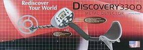 BountyHunter Discovery 3300 Metal Detector