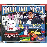 Fantasma Retro-Magic Hat Show 100 Tricks Magic #421rl
