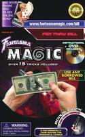 Fantasma Pen Thru Bill with DVD Magic #507dv