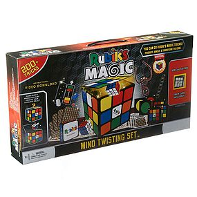 Fantasma Rubik Mind Twisting Magic Set 200+ Tricks