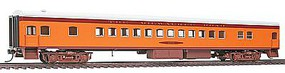 Fox Milwaukee Road 1935 Hiawatha Coach #4401 HO Scale Model Train Passenger Car #10031