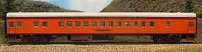 Fox Milwaukee Road Hiawatha Coach HO Scale Model Train Passenger Car #10032