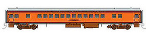 Fox 1935 Hiawatha Streamlined Coach Milwaukee Road #4426 HO Scale Model Train Passenger Car #10046