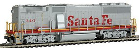 Fox GP60B DCC/Snd ATSF #340 - HO-Scale