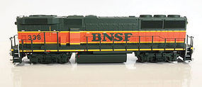 Fox EMD GP60B Burlington Northern Santa Fe #326 HO Scale Model Train Diesel Locomotive #20155