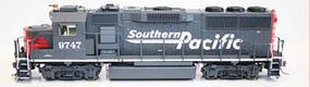 Fox GP60 Southern Pacific #9747 HO Scale Model Train Diesel Locomotive #20452