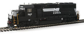 Fox GP60 Loco DC Norfolk Southern #7107 HO Scale Model Train Diesel Locomotive #20501