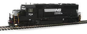 Fox GP60 Loco DC Norfolk Southern #7134 HO Scale Model Train Diesel Locomotive #20503