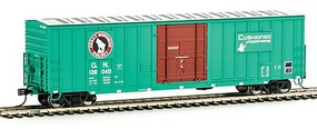 Fox 7 Post Box GN #138040 - HO-Scale