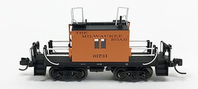Fox Ho TraFer Caboose Milw 01731