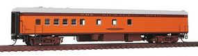 Fox 1935 Hiawatha Tap-Cafe Milwaukee Road N Scale Model Railroad Passenger Car #40021