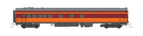 Fox Tap-Cafe Car Milwaukee Road #1948 N Scale Model Train Passenger Car #40022