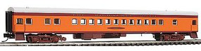 Fox Milwaukee Road 1935 Hiawatha Coach #4401 N Scale Model Railroad Passenger Car #40031