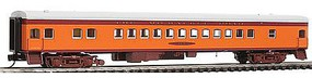 Fox 1935 Hiawatha Coach Milwaukee Road #4437 N Scale Model Railroad Passenger Car #40032