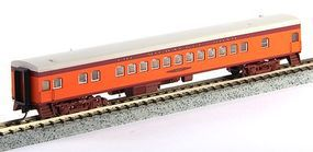 Fox 1935 Hiawatha Coach Milwaukee Road #4438 N Scale Model Railroad Passenger Car #40035