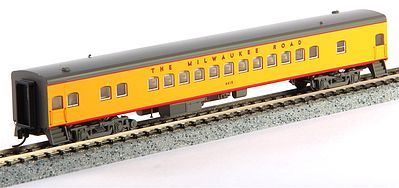 Fox Valley Models 1935 Hiawatha Coach Milwaukee Road #4418 UP -- N Scale Model Train Passenger Car -- #40040
