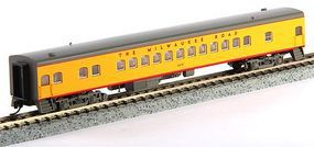 Fox 1935 Hiawatha Coach Milwaukee Road #4418 UP N Scale Model Train Passenger Car #40040