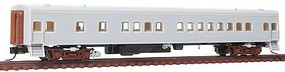 Fox 1935-Built Bunk Coach Undecorated N Scale Model Train Passenger Car #40100