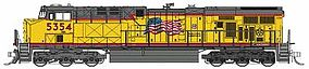 Fox GE ES44AC Union Pacific #5354 N Scale Model Train Diesel Locomotive #70101
