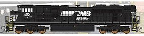 Fox EMD SD70ACe w/NS Details Norfolk Southern #1046 N Scale Model Train Diesel Locomotive #71163