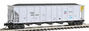 Fox Trinity RD-4 Hopper CMO N Scale Model Train Freight Car #8305