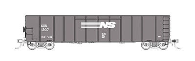Fox Coal Gondola Norfolk Southern #3 6 pack N Scale Model Train Freight Car #83422