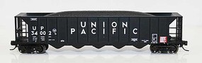 Fox Ortner 5-Bay Rapid Discharge Hopper Union Pacific 34007 N Scale Model Freight Car #836012