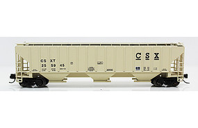 Fox N CVD 4740 HOPPER CSX 256055