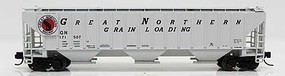 Fox 4740 Hopper GN #171516 - N-Scale