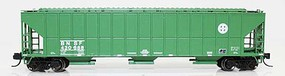 Fox 4700 Hopper BNSF # N-Scale