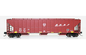 Fox N CVD 4700 HOPPER BNSF 808302